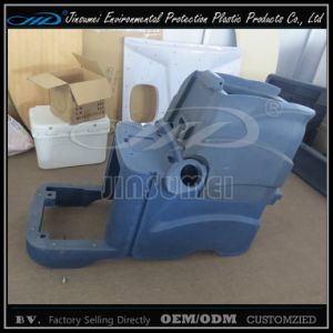 Floor Cleaning Machine Floor Scurbber with PE Material pictures & photos