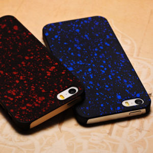 3D Bling Starry Sky PC Phone Case for iPhone 6/6s/7/7plus pictures & photos
