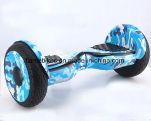 Electric Self-Balance Scooter with 10′ Wheelers. pictures & photos