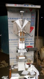 Vertical Packing Machine Milk Pouch Packing Machine Ah-Zf1000 pictures & photos