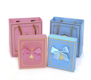 Four Colors Custom Gift Boxes Cardboard Box Clamshell Packaging pictures & photos