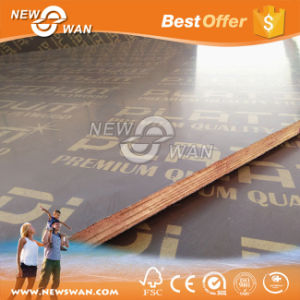 Film Faced Plywood / Laminated Plywood / Fancy Furniture Plywood pictures & photos