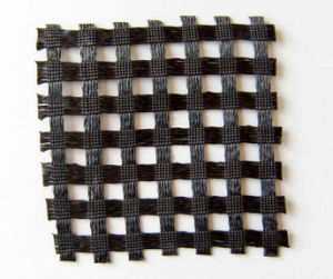 High Tenacity Polyester Geogrid for Road and Retaining Wall Construction pictures & photos