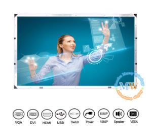Open Frame Touch Screen 46 Inch LCD Monitor with HDMI Input (MW-461MFT) pictures & photos