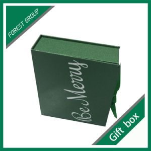 Color Printed Gift Paper Box with Ribbon Wholesale pictures & photos