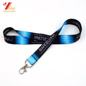 Colorful Sublimation Lanyard with Breakaway and Safety Buckle (YB-l-002) pictures & photos