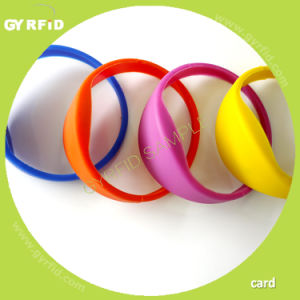 Wrs25 FM11RF08 Security Wristbands for Events (GYRFID) pictures & photos
