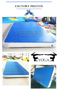Hot Sell with Big Discount Dwf Air Track Mat, Inflatable Air Tack, Inflatable Yoga Mat pictures & photos