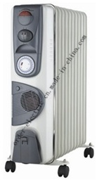 Oil Filled Radiator with Timer and Turbo Fan (NST-BTF) pictures & photos