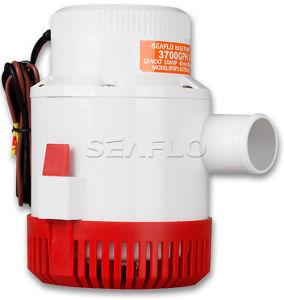 Seaflo 24V 3700gph DC Automatic Bilge Pump pictures & photos