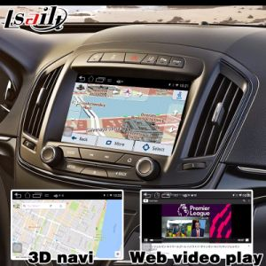 Android 4.4 GPS Navigation Box for Opel Insignia / Buick Regal Video Interface pictures & photos