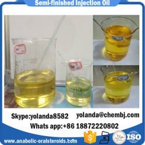 200mg Semi-Finished Steroid Oil Nandrolone Cypionate for Bodybuilding pictures & photos