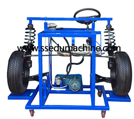 Hydraulic Power Steering Movement Trainer Mechanical Lab Hydraulic Trainer