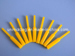 Yellow Silicone/EPDM Masking Caps with top quality pictures & photos
