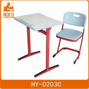 School Furniture Sets with Plastic Tables and Chairs pictures & photos