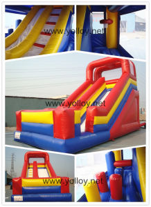 Large Classic Inflatable Slide for Children and Adult pictures & photos