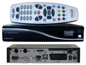 Satellite Receiver Dreambox (DM800HD)