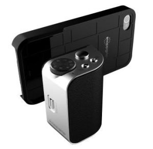 Bluetooth Removable Camera Case for iPhone
