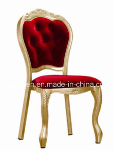 Stackable European Style Aluminum Dining Chair/ Banquet Chair (DS-M114) pictures & photos