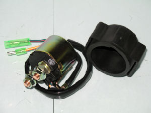 Motorcycle Parts - Magnetic Switch Assy., Stater Relay Universal pictures & photos