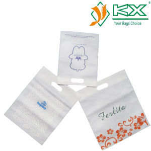 Non Woven PP Personalized Promotional Bag with Die Cut Handle