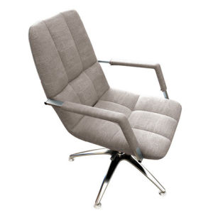Home Furniture Fabric Armrest Chair in Living Room pictures & photos