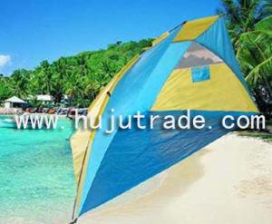 Pop Up Tent, Folding Beach Tent (HJ-TE-BT3108)
