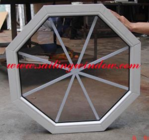 PVC Windows - Special Octangle Window pictures & photos