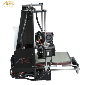 Anet A6 Desktop 3D Printer with Reprap Prusa I3 DIY Self Assembly LCD Screen with 16GB SD Card Printing Size 220220250mm Support ABS/PLA pictures & photos