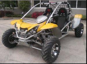 500CC Go Kart with EEC Certificate (GBTG1-500DZ 4X4 24KW)
