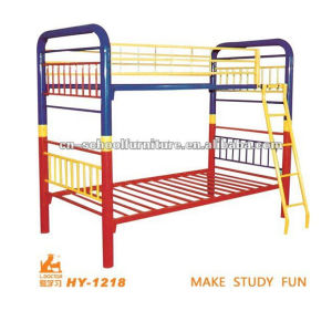 Steel Bed/Children Bunk Bed for Dormitory pictures & photos