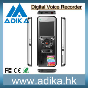 2GB Digital MP3 Voice Recorder with FM Function Adk-DVR0068