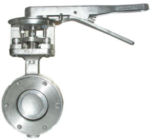 High Performance Butterfly Valve pictures & photos