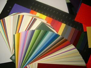 Colour Manila Board pictures & photos