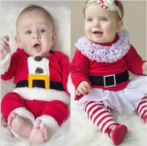Fashion Christmas Sytles Children Clothes Sq-18602 pictures & photos