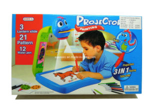 3 in 1 Educational Projector Painting Toy