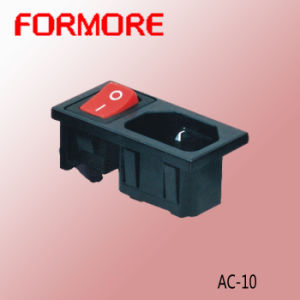 AC Socket /Multi Socket with Fuse pictures & photos