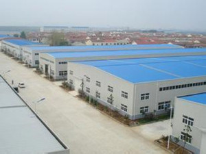 Prefabricated Building Steel Structure Industrial Warehouse