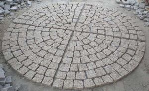 Landscape Granite Paving Stone G603 for Driveway and Garden Path pictures & photos