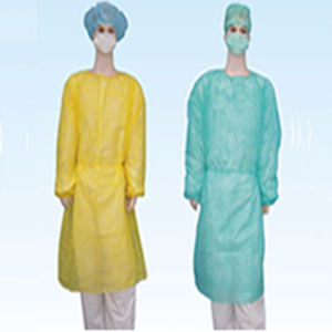 Isolation Gown (SHI-G01)