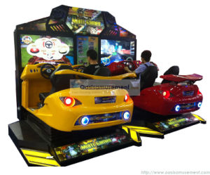 Arcade Game Machine (Dido Kart Multi Games) pictures & photos