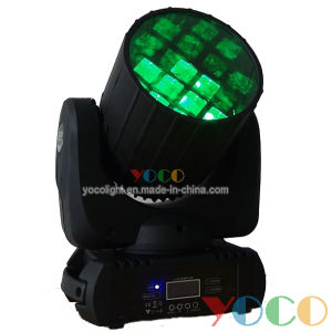 12*10W RGBW LED Moving Head Coloful Beam Effect DJ Lighting