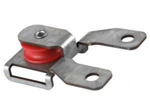 """Plastic W-Bracket Pulley 7-8"""" (#107805) pictures & photos"""