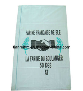 PP Woven Bag for Rice, Feed, Sugar, Flour (KR173) pictures & photos