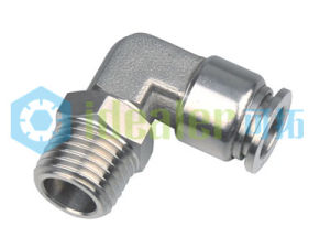 Pneumatic Push in Stainless Steel Fittings with Japan Technology (SSPUT1/2) pictures & photos