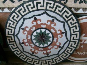 Brown High Artistic Mosaic Pattern Tile for Decoration pictures & photos