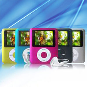 """3rd Generation MP4 Player 1.8"""" Screen (SF-MP169C3)"""