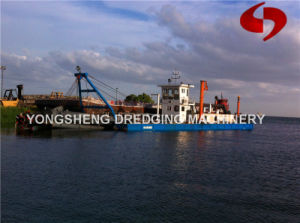 Marine Pump Dredge Ship in China pictures & photos