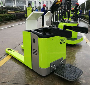 China 2.5ton Electric Pallet Price pictures & photos