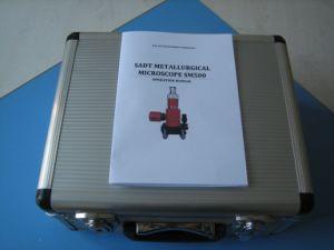 Portable Monocular Metallurgical Microscope (SM500) pictures & photos